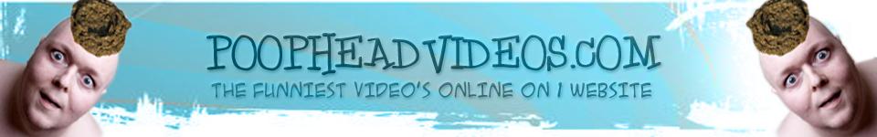 poopheadvideos.com